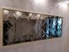 Titanium panel Rhombus 300 BGN m2