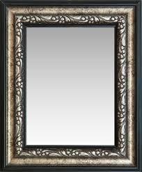 5 огледало с рамка